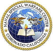 Naval Special Warfare Center logo
